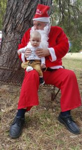 Festive Fun Day Christmas Day Santa Photo malachi