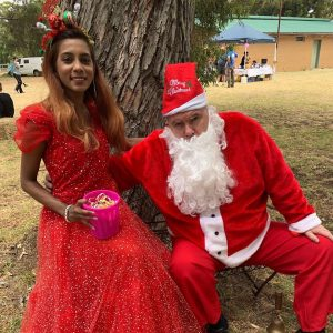 Festive Fun Day Christmas Day Santa Photo & nirma 1